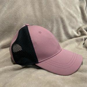 Lululemon Baller Hat with mesh details, adjustable